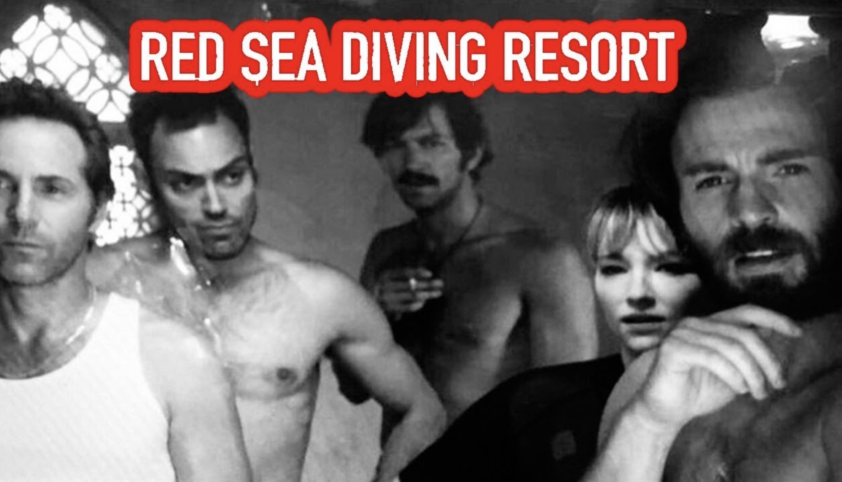 Netflix film: Red Sea Diving Resort