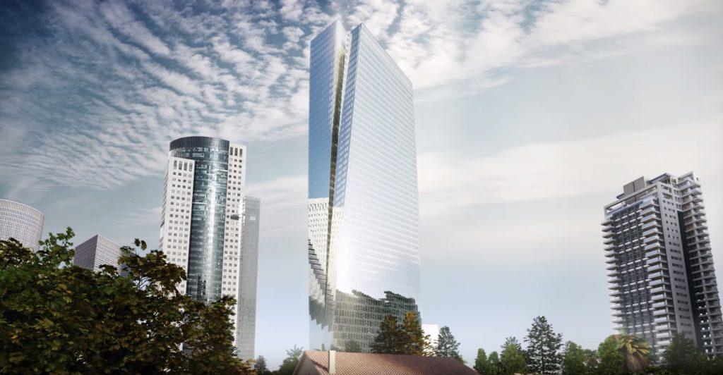 Sorana Tower Tel Aviv