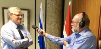 Naor Gilon - Israelische ambassade