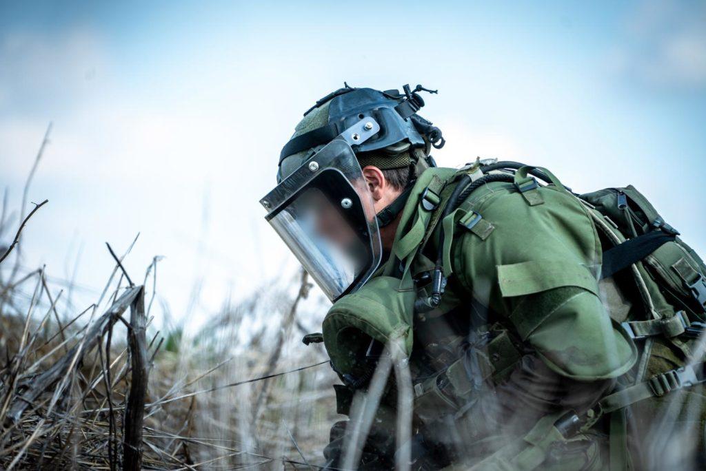 Volgens het persbericht van de IDF werden er opslagfaciliteiten, hoofdkwartieren en een militaire compound getroffen